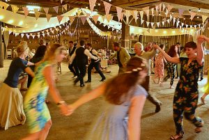 Piping Hot Barn Dance in Devon